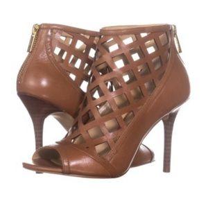 NWT- MK Yvonne Caged Dress Sandal